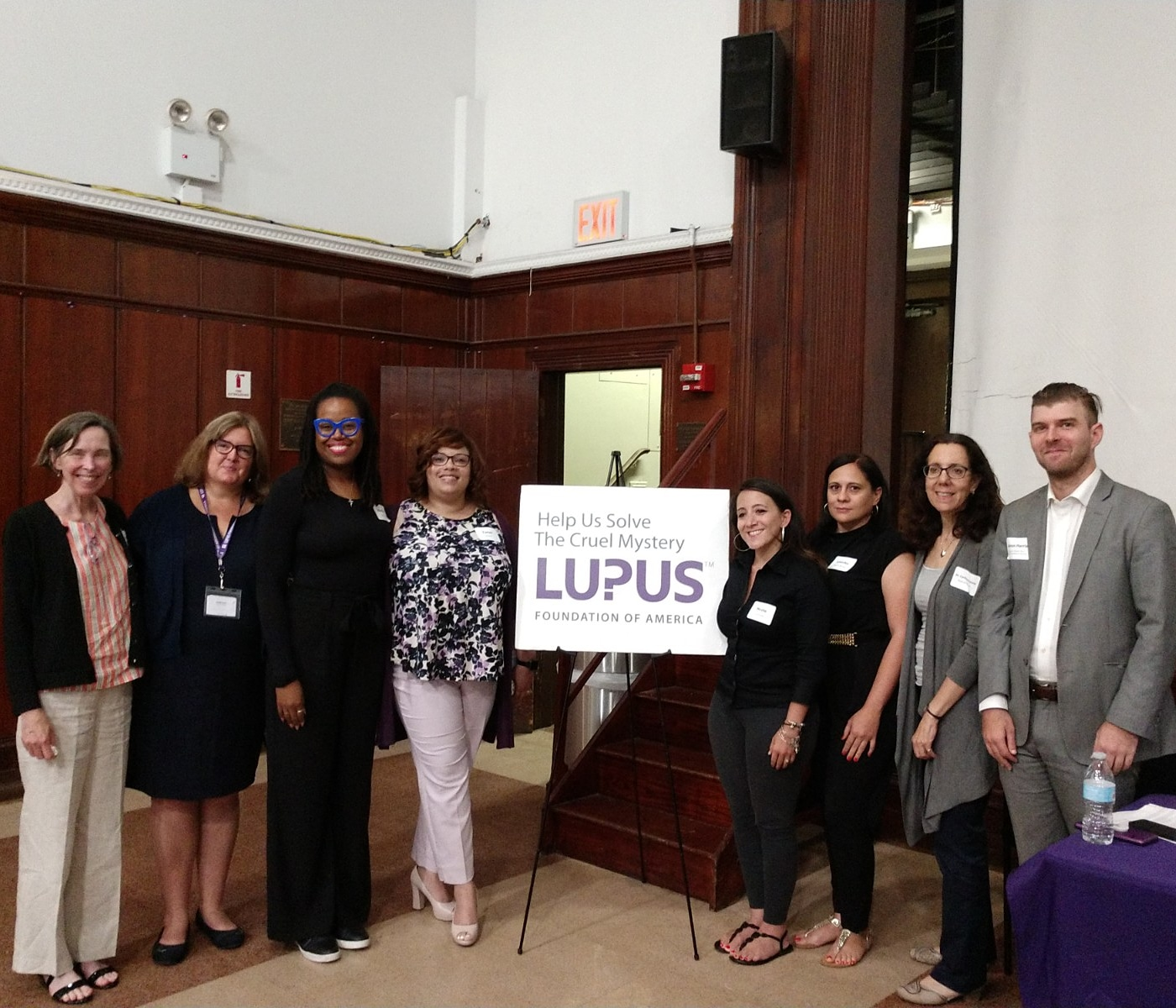 Lupus: Learning & Living at Feinstein
