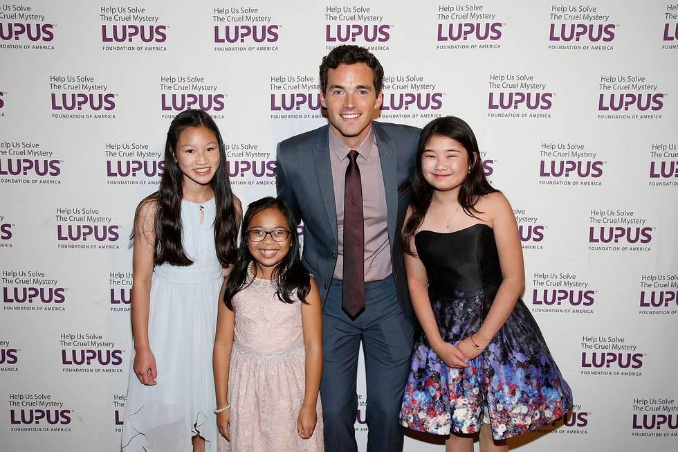 Youth Advocates Shine at Evening of Hope Gala   Lupus