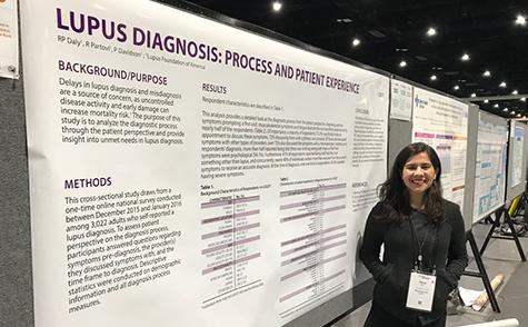 World Premier Rheumatology Meeting Inspires Hope | Lupus